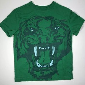 Crazy 8 Boys Graphic T-Shirt Tiger Graphic Tee